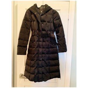 Zara Down Filled Long Coat